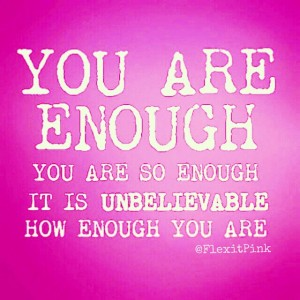 FiP You Are Enough